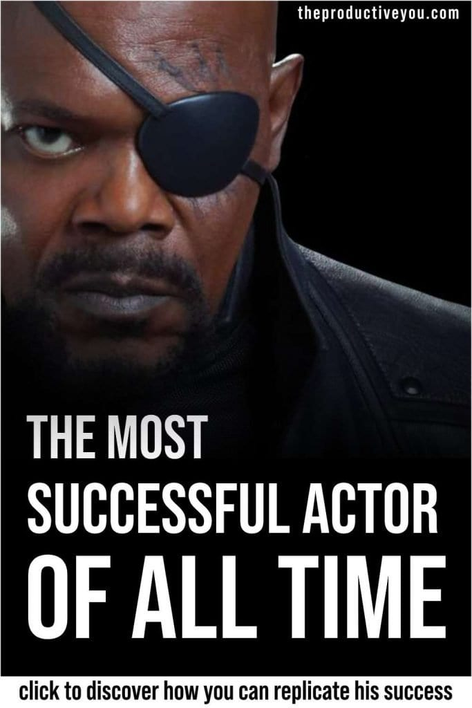the most successful actor of all time